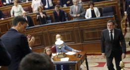 """Bermán creu que el PSOE ha fet un """"cop d'estat"""" legal i que ha entregat el Govern a """"enemics d'Espanya"""""""