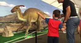 L'exposició més gran de dinosaures arriba a Santa Susanna