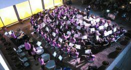 L'escola de Música i dansa de Palafolls celebra Santa Cecília amb un berenar, concerts i una exposició