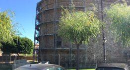 L'Església de Palafolls renova el seu teulat