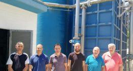 Tordera renova el seu sistema de telecontrol de la xarxa d'aigua