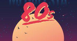 Unes 4.000 persones han passat per la Mega Festa dels 80
