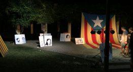 La Marxa de Torxes reclama la llibertat dels presos independentistes i el retorn dels exiliats