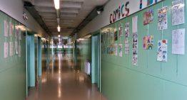 4 hores de batxillerat amb una ràtio de 44 alumnes per un sol professor
