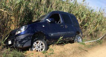 Es retiren una setantena de vehicles abandonats a la via pública de Palafolls en mig any