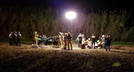 3 ferits greus en un accident al Pont d'en Pixota