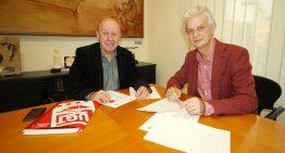 Acord entre l'Ajuntament de Blanes i UGT per atendre treballadors en situació d'emergència social