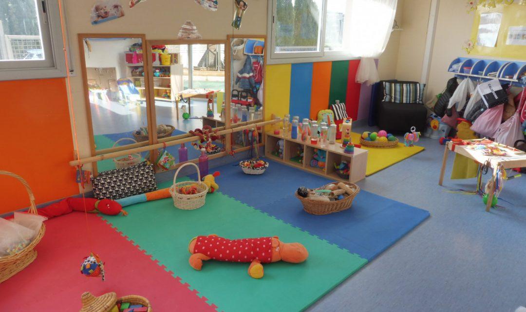 La llar d'infants podrà acollir grups de fins a 10 infants a partir de la fase 3