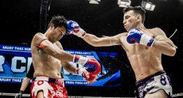 Ignasi Larios guanya el combat de Muay Thai de Tordera