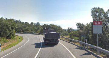 Tret de sortida a les obres de reforma de la N-II entre Tordera i Maçanet