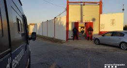 Una vintena de detinguts en una operació contra el tràfic de drogues amb escorcolls a Pineda i altres localitats