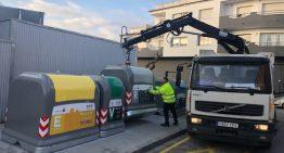 Augmentarà la recollida d'escombraries per evitar acumulacions