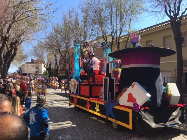 Dues colles de Lloret i Blanes s'emporten el premi del jurat del Carnaval de Palafolls