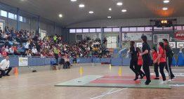 L'Institut de Palafolls participa de la Gimnastrada 19 a Pineda