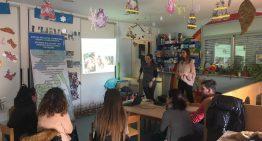 Mas Prats visita la llar d'infants per donar a conèixer el seu sistema educatiu
