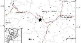 Palafolls nota el sisme de 4,2 graus del'Alt Urgell d'ahir