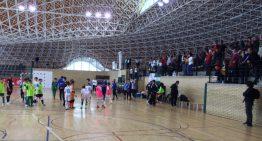 El Palauet acull 10 partits de la fase única del campionat d'Espanya Aleví de futbol sala