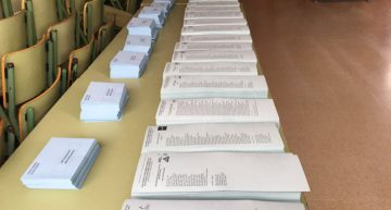 Palafolls es prepara per les eleccions del 14-F