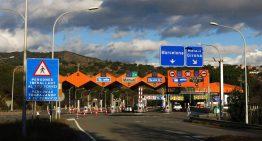 Anar a Barcelona per l'autopista costarà 1 cèntim més
