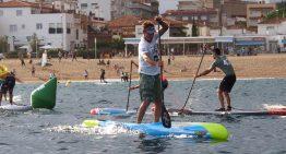 Blanes acull demà del 2n Gran Premi Costa Brava Sup Race de Paddle Surf