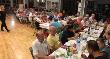 Sant Genís es preparaperla festa de Sant Sebastià