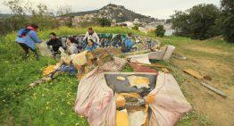 Recullen 1.500 Kg de residus en la Jornada de Neteja Ciutadana als Padrets