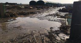 El temporal Gloria deixa més de 40 milions d'euros en danys al Maresme