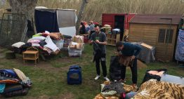 Més d'un centenar de personess'apuntena la llista de voluntaris de Palafolls