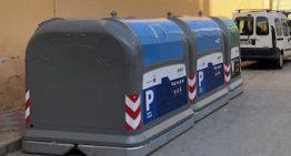 L'Ajuntament prohibeix llençar les escombraries abans de les 8 del vespre