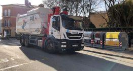 Els contenidors del Sindicat es reparteixen entre el carrer Montseny i RamonTurró