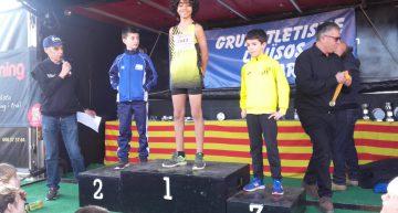 Podis palafollencs al Campionat de Catalunya deCros