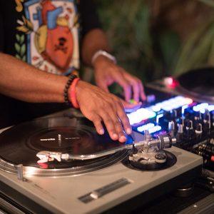 Sessións DJ locals