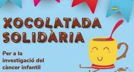 Palafolls oferirà una nova xocolatada solidària contra el càncer infantil aquest divendres