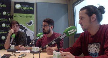 """""""Preocupats"""" s'estrena a la graella de Ràdio Palafolls"""