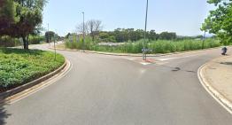 Remodelaran els accessos de vianants de la rotonda de Sant Lluís