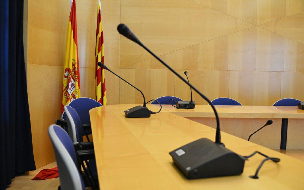 Malgrat convoca de nou un ple telemàtic per una moció contra la inhabilitació de Torra