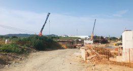 ADIF no assegura enllestir el pont sobre la Tordera al novembre i es compromet a fer-ho «a finals d'any»