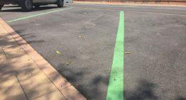 S'activa la zona verda al barri de Sant Lluís