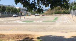Palafolls comptarà amb un parc d'educació viària fix entre les dues escoles