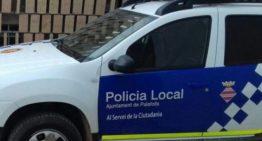La Policia Local informa als locals de restauració sobre les noves normatives contra la covid19