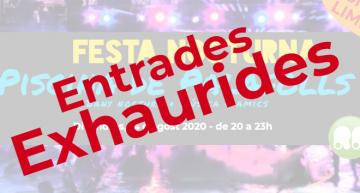 Esgotades les places per la Festa a la Piscina de la Ràdio