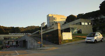 Cap ingressat per covid19 a l'Hospital de Blanes