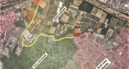 Palafolls rep l'ajuda del PUOSC per fer la via cívica a la zona agrícola