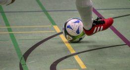 L'Aleví de Divisió d'Honor del San Luis de futbol sala comença la temporada amb victòria