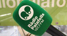Creixen els canals d'informació de Ràdio Palafolls