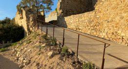 El Castell reobrirà al cap de setmana, però amb horari d'obertura