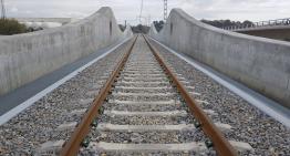 Blanes celebra la represa del servei de tren però insisteix en què calia desdoblar la via