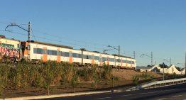 Es reprèn la connexió ferroviària entre Malgrat i Blanes