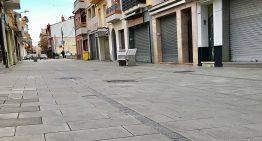 Malgrat estudiar obrir totalment al trànsit el carrer Sant Esteve en dies d'escola