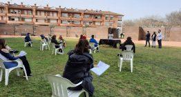17 persones participen a la formació per a la gestió de colònies de gats